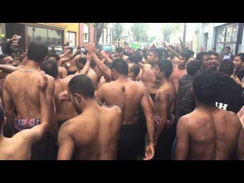 8 Th Muharram Bonn Germany Jaloos QBH Ridawan lee gayian Ghazi
