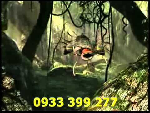 Xem phim 4D online miễn phí.Phim 4D Khủng long lạc loài.flv