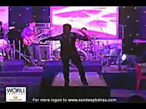 Mitwa kabhi alvida na kehna live by Sandeep Batraa