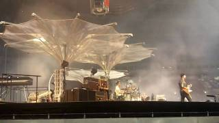 U2 live @ Moscow. 25-08-2010. Opening + Beautiful Day [HD]