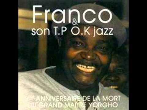 Franco Luambo Makiadi- Lukusa Tanzi