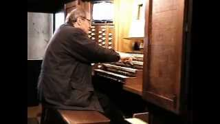 André Siekierski au Grand-Orgue de la Cathédrale Saint-Pierre de Beauvais