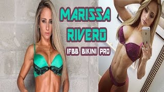 Marissa Rivero - Fitness Model / Full Workout & All Exercises