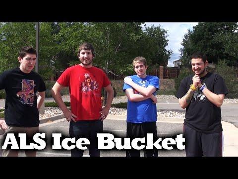 The Creatures ALS Ice Bucket Challenge
