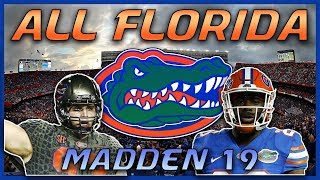 Madden 19 | All Florida Simulation: Taven Byran is a Beast