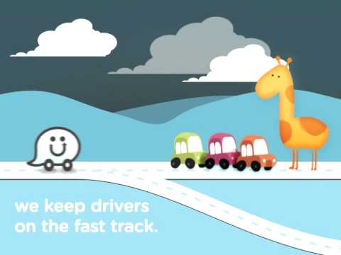 Waze: Free Real-Time Traffic Conditions for Broadcasters Nationwide | Waze