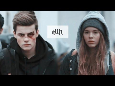● Chris & Eva || Run [AU] ●