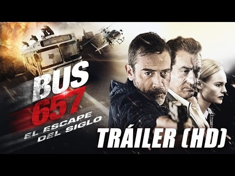 Bus 657: El Escape Del Siglo - Heist - Trailer Subtitulado (HD)