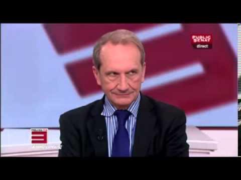 image vid�o   وزير الدفاع الفرنسي يستفز الجزائر بحركة غير أخلاقية