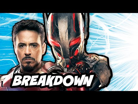 Avengers 2 Age of Ultron Comic Con Trailer Breakdown
