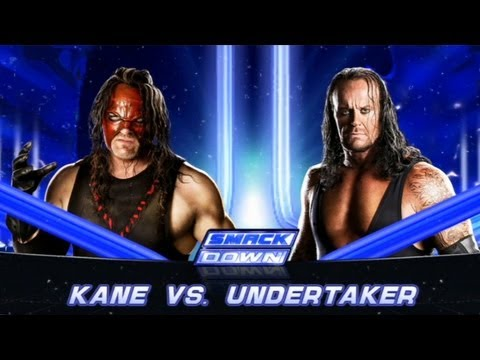Wwe 13 : The Undertaker Vs Kane ! video
