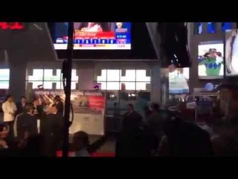 Narendra Modi Supporters Celebration at Times Square USA On Election Results 16th May 2014