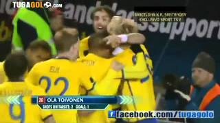Sweden 3-2 Netherlands - UEFA Euro 2012 Qualifiers