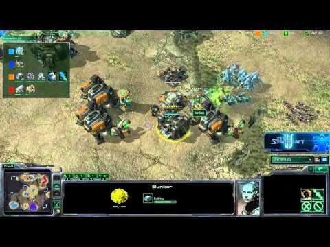 [POL-Team] POL vs IZR - Funky(T)+ Mana(P) vs Zanubis(P) +Osho(Z) game 2