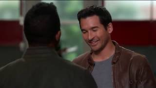 Jay Hayden / Travis & Grant (gay scene #1 / wanted to kiss him) - Station 19 (TV Series)