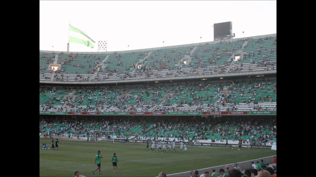 Instalaciones estadio benito villamar n real betis for Puerta 19 benito villamarin