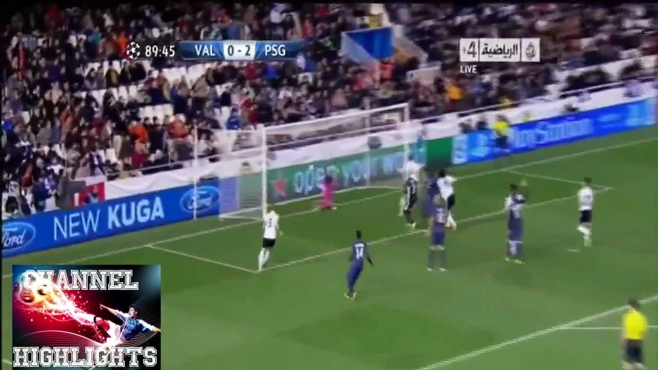 12 02 13 champions league all goals and full highlights youtube