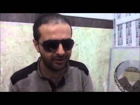 شاب أحمد الكردي الرجل اعمى يحاكي الشيخ على جابر تلاوة قمة الروعة Best Imitation of Shiekh Ali Jaber