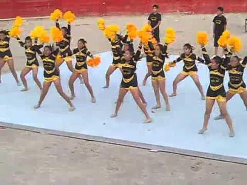 Concurso de porristas chilpancingo 2011