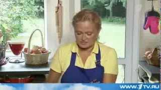 Итальянский пирог со сливами от Ольги Баклановой (Вся Соль)