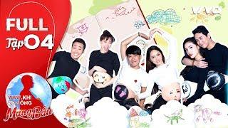 Khi Đàn Ông Mang Bầu | Tập 4 Full HD: Trấn Thành, Hari Won hạnh phúc giành chiến thắng đầu tiên