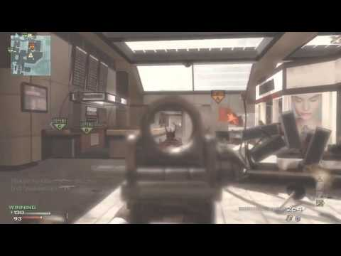 MW3: TRIPLE MOAB w/ NONSTOP Rushing With M4A1