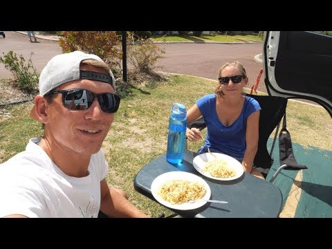 Polizeieinsatz auf dem Campingplatz • Perth Australien • Weltreise | VLOG #412