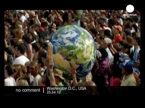 Climate Rally Concert in Washington DC