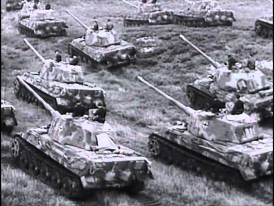 King tiger tank vs sherman - photo#9