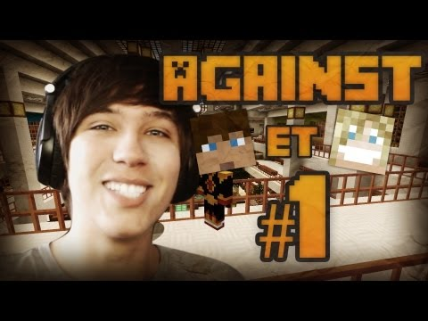 Minecraft: AGAINST - EP01: Pose cette arme ! (Balkon's Weapon Mod)