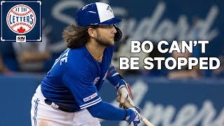 Breaking Down Bo Bichette's Record Breaking Start | At The Letters