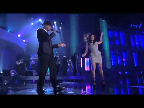Ne-yo - 'one In A Million' (lopez Tonight 22 11 10) video