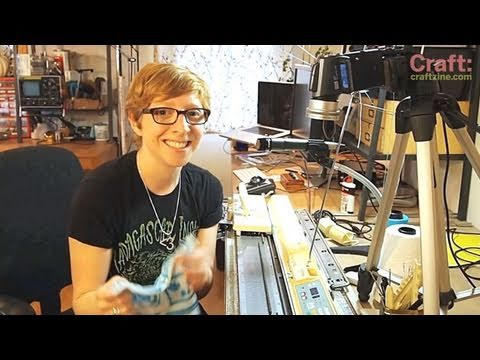 Hacking the Brother KH-930e Knitting Machine