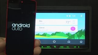 Android Auto in Pioneer NEX receivers | Crutchfield video