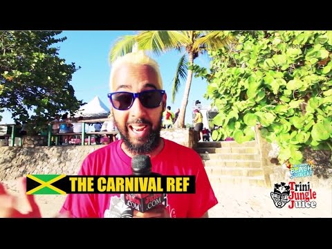 Beach J'Ouvert 2016 (Short Video)