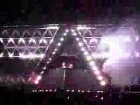 Daft Punk - Television / Crescendolls Live Lollapalooza '07