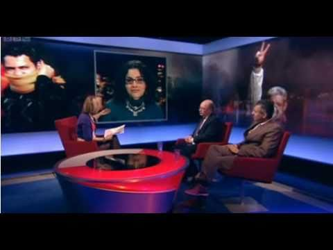 Newsnight - Maajid Nawaz on anti-government protests in Egypt