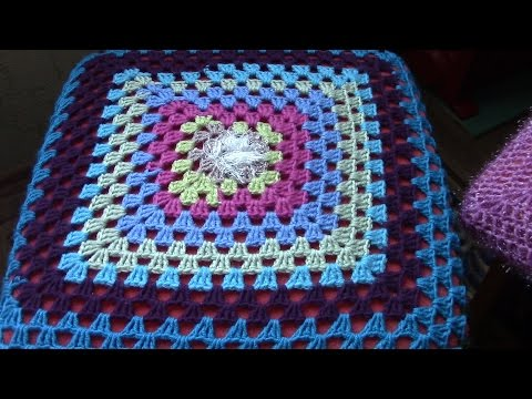 Вязание накидок на табуреты