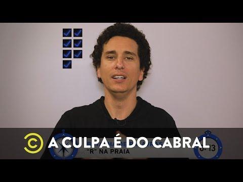 Batalha de Palavras - Rafael Portugal A Culpa é Do Cabral