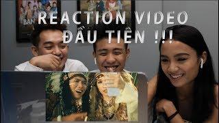 """REACTION VIDEO ĐẦU TIÊN!!! """"Ơ SAO BÉ KHÔNG LẮC"""" VỚI 2 KHÁCH MỜI"""