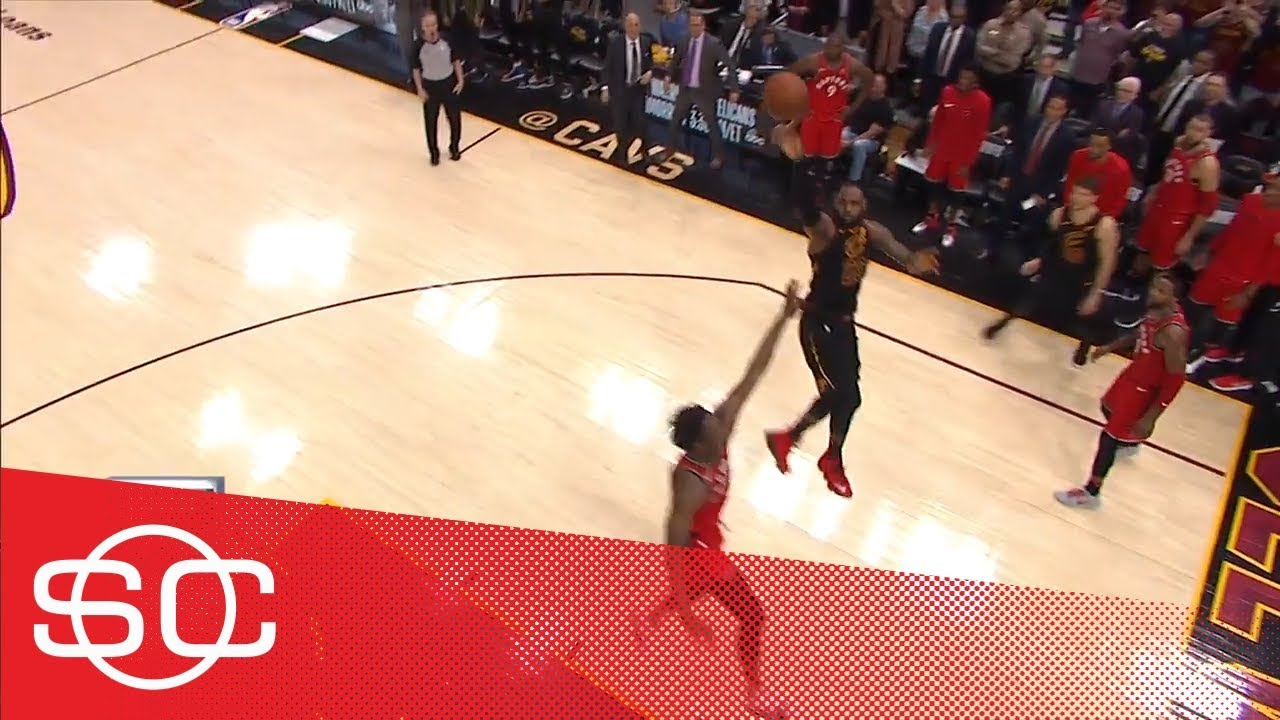 LeBron James' buzzer-beater takes over #SCtop10 | SportsCenter | ESPN
