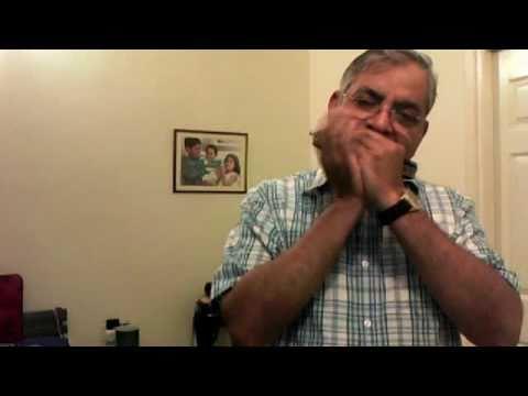 Piyu bole piya bole... Harmonica - Hindi