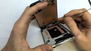 Как разобрать Samsung Galaxy S5, Disassembly SGS5, TearDown