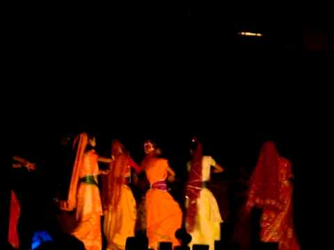 Majuli Raasleela Dance Of Krishna In Brindavan.mpg video