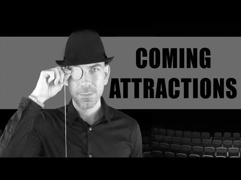 Coming Attractions - August 2008
