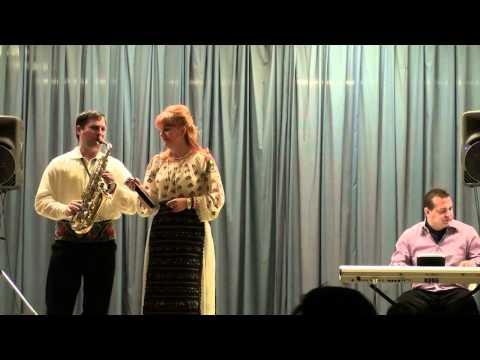 Sanda Argint - Colaj de melodii populare din Mehedinti 1