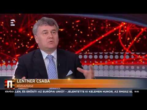 Folyamatosságot ígér a Fidesz győzelme a gazdaságpolitikában - Lentner Csaba - ECHO TV