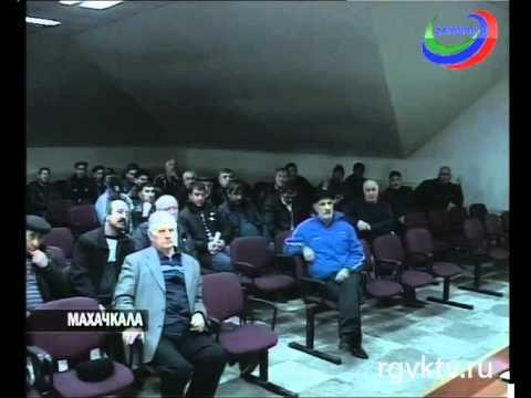 Сотрудники ДПС Махачкалы встретились с водителями маршрутных такси