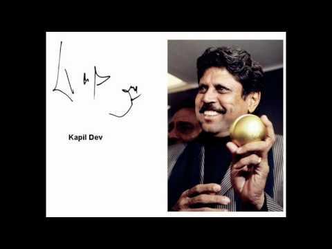 Best Celebrity Autographs Indian Celebrities Autograph