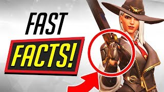 Overwatch | 29 Fast Facts About Ashe